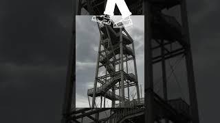 Sauter à 28 mètres- La tour de l'extrême à Argelès-Sur-Mer. #tourdelextreme #sautextreme