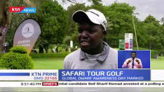 The Safari Tour Golf series enters its fourth day