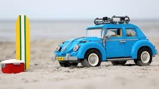 LEGO Creator Volkswagen Beetle: Review! (10252)