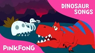 Where Did the Dinosaurs Go | Dinosaur Songs | Pinkfong Songs for Children