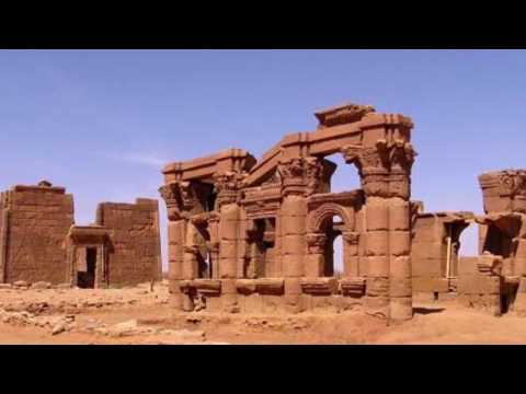 Lost cities of the world - Meroë (Sudan)