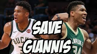 Why The Bucks May Never Deserve Giannis Antetokounmpo