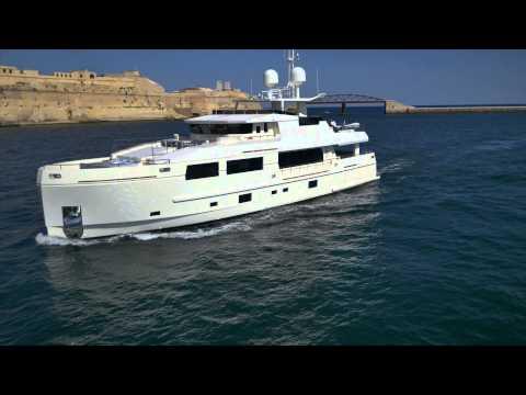 Serenitas in Grand Harbour Malta 2015.