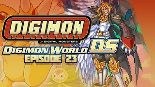 Digimon World DS - Ep 23 - The Seven Great Demon Lords Quest