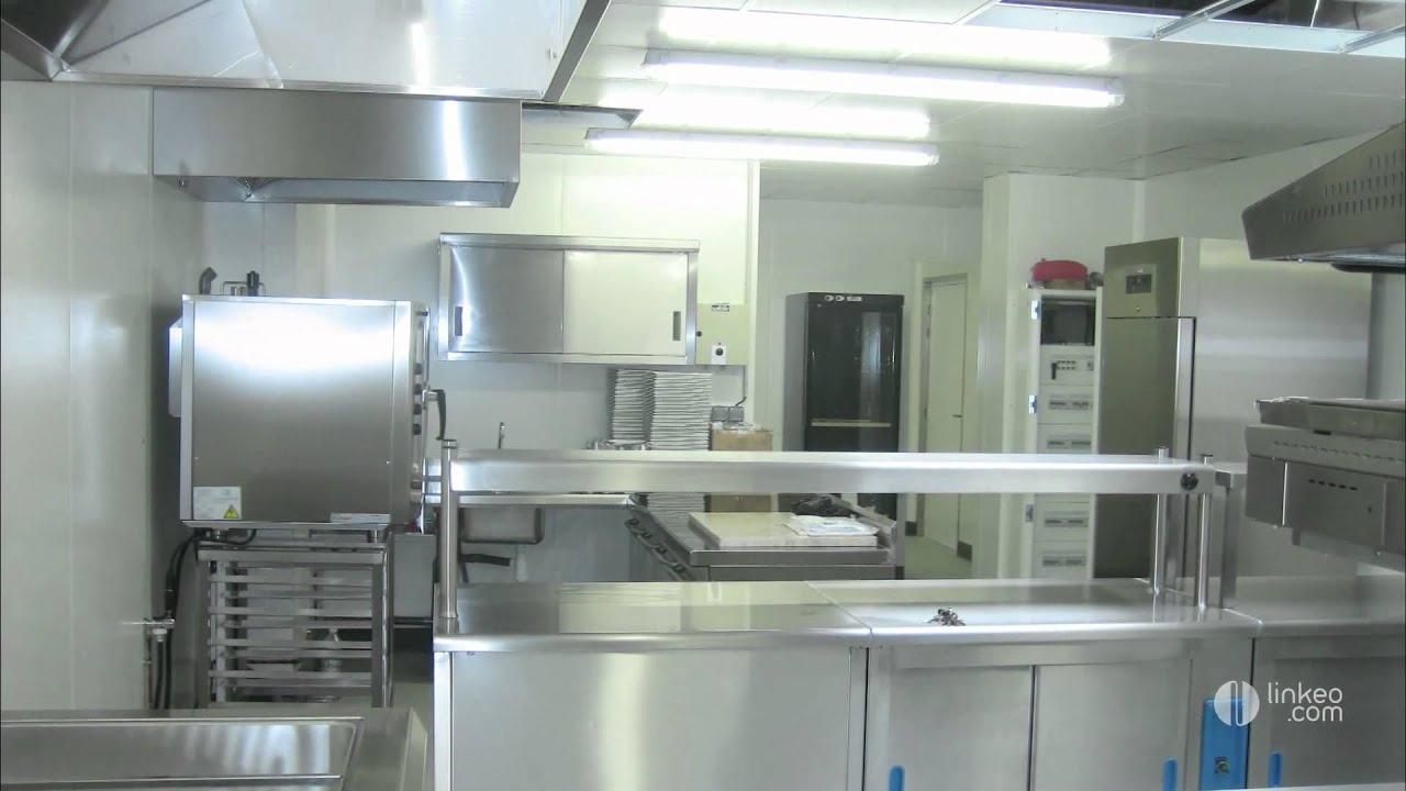Maleyran freres fabricants quipements professionnels for Amenagement cuisine restaurant