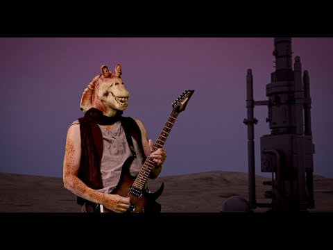 Galactic Empire: The Rise Of Shredi (Official Music Video)