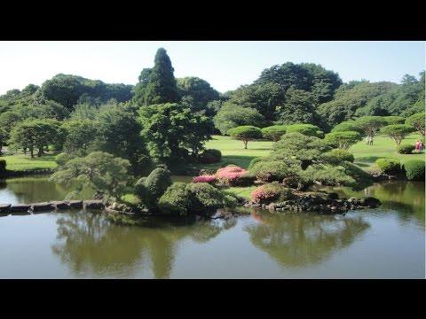 Tokyo 2015 - Natural Beauty in Shinjuku Gyoen National Garden
