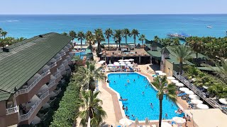 Galeri Resort Hotel 5* (Turkey, Alanya) Июль 2019: полный обзор территории, номера +отзыв