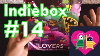 Lovers In A Dangerous Spacetime - Indiebox Review #14 [NOT SPONSORED CONTENT]