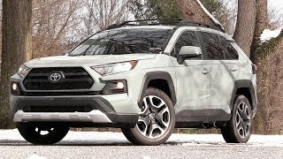 2019 Toyota Rav4 Adventure: Review