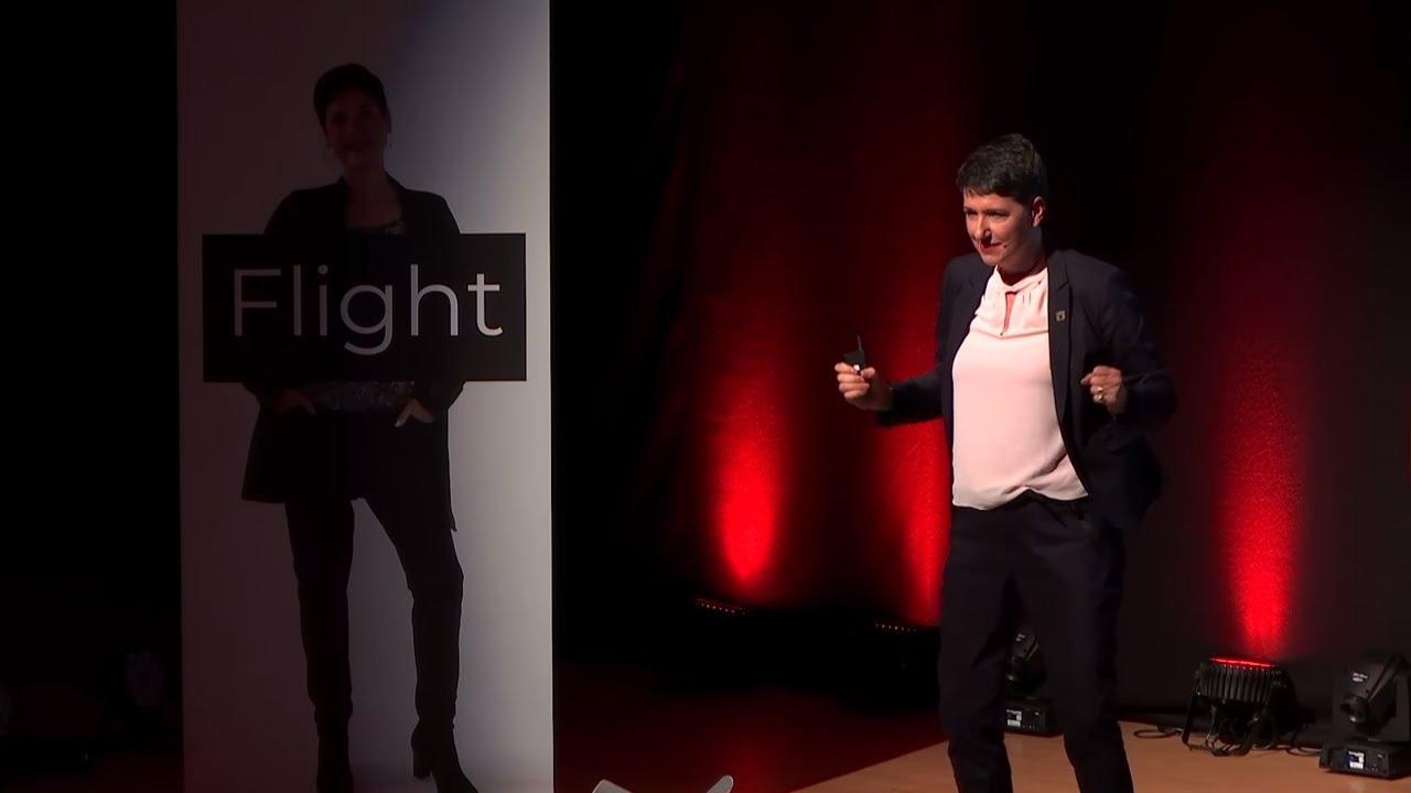 How the lack of confidence holds women back   Vreneli Stadelmaier   TEDxDelft