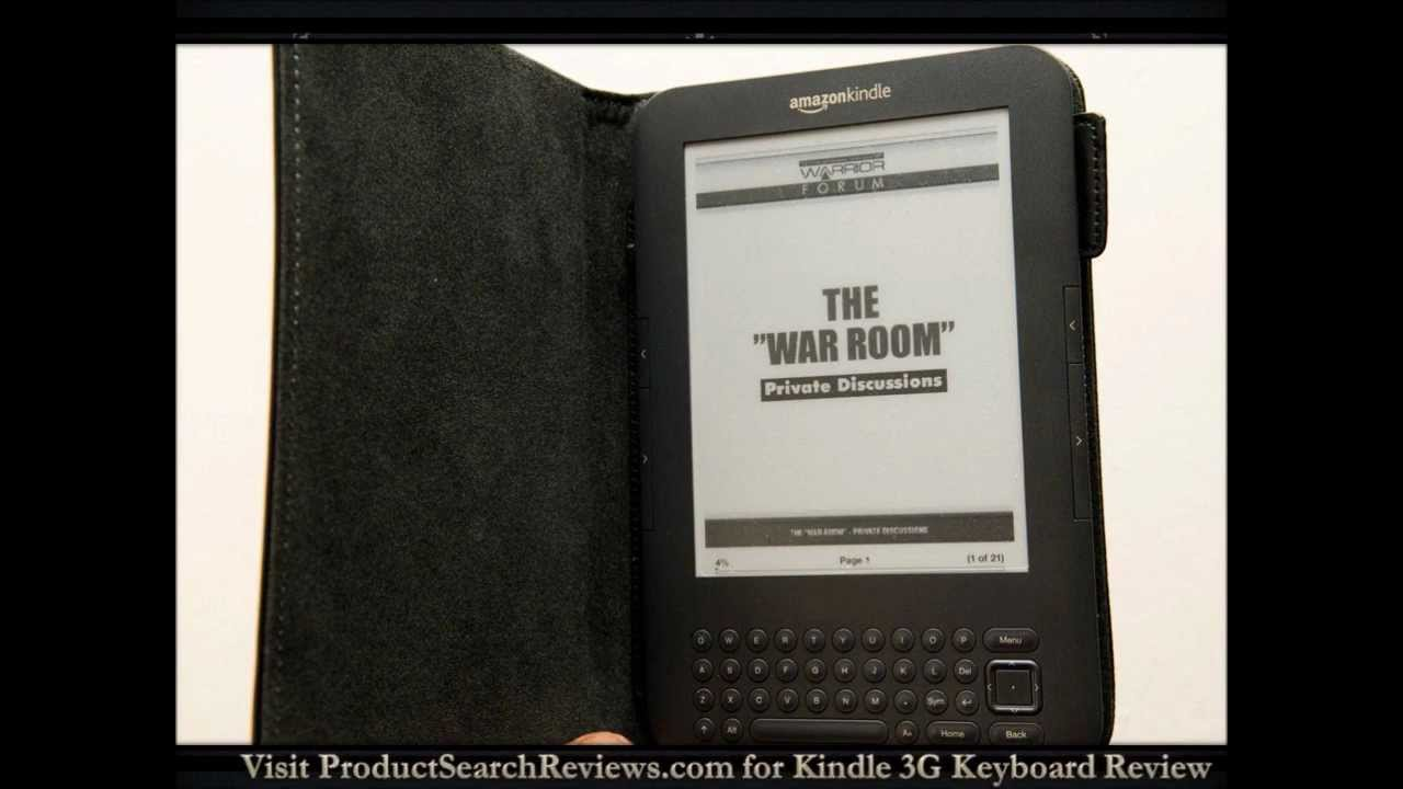 Kindle Special Offers and Sponsored Screensavers - eBook Reader Review