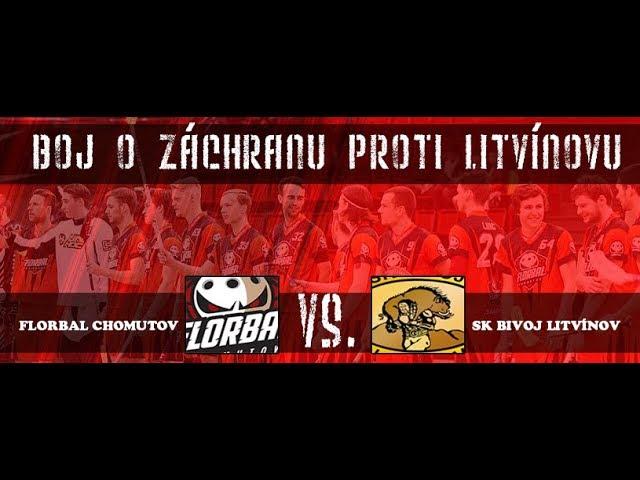 MatchDay #9 - SK Bivoj Litvínov vs Florbal Chomutov