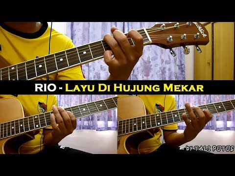 Rio - Layu Di Hujung Mekar (Instrumental/Full Acoustic/Guitar Cover)