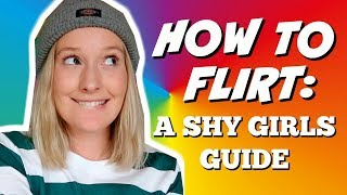 Flirting Tips For Shy Girls | Lesbian Edition
