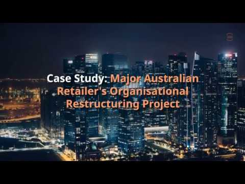 Case Study: Organisational Restructuring