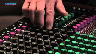 toft audio designs atb series mixing consoles overview sweetwater sound