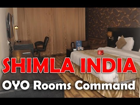 best hotels in shimla at mall road OYO Rooms Command Near Mall Road