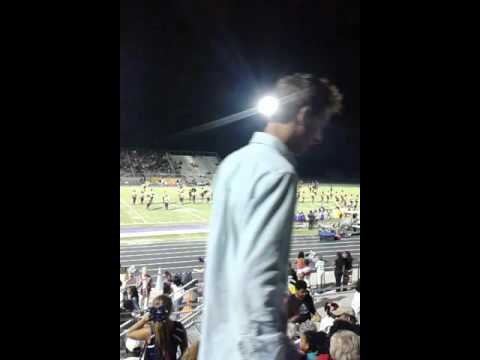 Dillon High School Marching Wildcat Band 2015