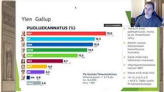 Vaalit 3 - Ennustus Edition 13_4