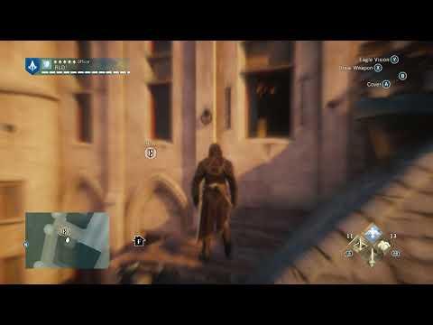 Assassin's Creed: Unity Artifacts: Palais De Justice - Ille de la Cite