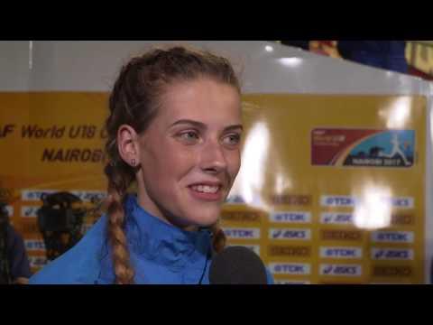 Українці зрекордом виграли чемпіонат світу злегкої атлетики