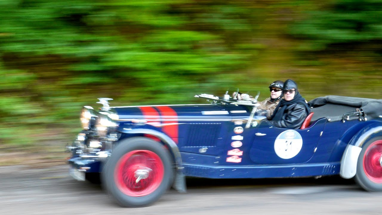 Baiersbronn Classic • Cars • 2014 • Oldtimer Rennen im Schwarzwald • 2015 kann kommen!
