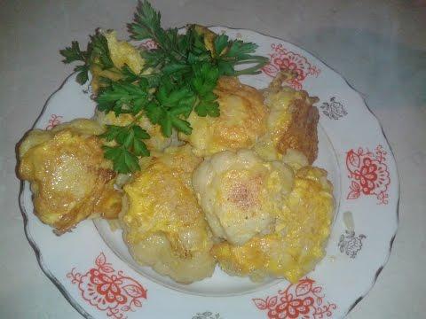 легкие блюда из цветной капусты