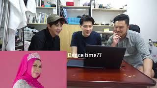 "Korean Guys React to Malaysian MV ""DSV - I am ME"""
