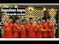Mantap Salsabil Aceh Sepohon Kayu Acapella