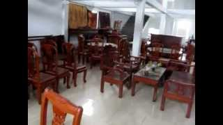 Video | Bàn ghế ăn gỗ gụ, gỗ hương Đồ gỗ mỹ nghệ Đức Hiền 17 7 2012 | Ban ghe an go gu, go huong Do go my nghe Duc Hien 17 7 2012