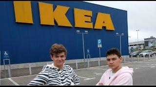 TWO IDIOTS AT NIGHT IN IKEA (POLISH VERSION)