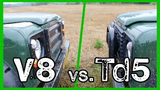Defender Showdown! | V8