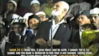 Ahmed Deedat Answer - Why do you claim Islam to be the true religion?