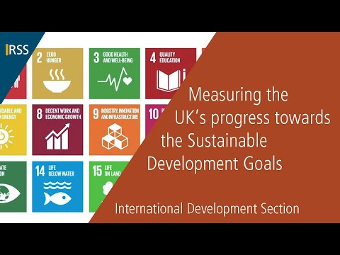 Measuring the UK's progress towards the Sustainable Development Goals