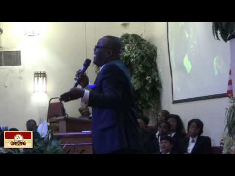 Dr. Phil Phillips  at Evangelical Crusade Fishers of Men