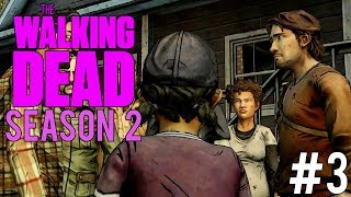 SECRETS - The Walking Dead Season 2 Episode 1 - Gameplay Walkthrough - Part 3