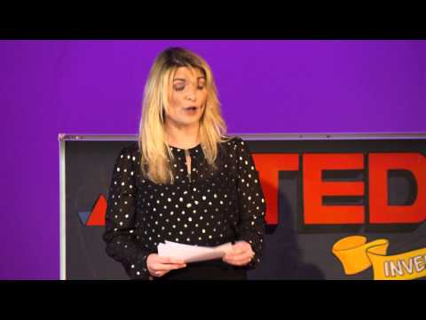 How I gamed online data to meet my match: Amy Webb at TEDxMidAtlantic
