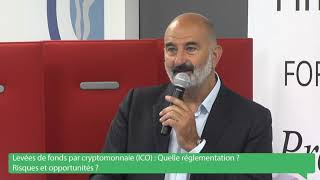 Emission 2 : Levées de fonds par cryptomonnaie (ICO) , quelle réglementation ?