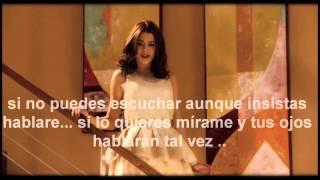 Habla si puedes Violetta Karaoke - instrumental