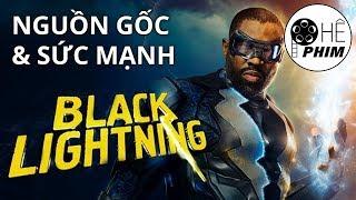 BLACK LIGHTNING LÀ AI !?