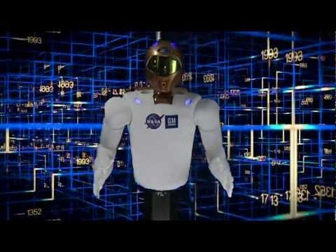 NASA Robonaut Challenge - Open Robotics and Algorithmics Competitons - Intro Video