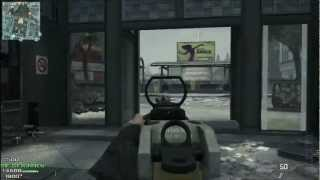 MW3 Multiplayer Gameplay / M4A1 / German / Pc (5)