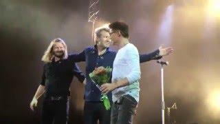 A-ha 10.03.2016 (live) Take On Me (Encore/ На Бис!!!) St. Petersburg