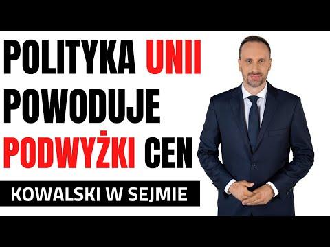 Komisja Gospodarki: Polaków czekają wysokie podwyżki cen energii i ciepła spowodowane polityką UE
