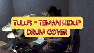 Tulus-Teman Hidup Drum Cover by Sitompoel XVI