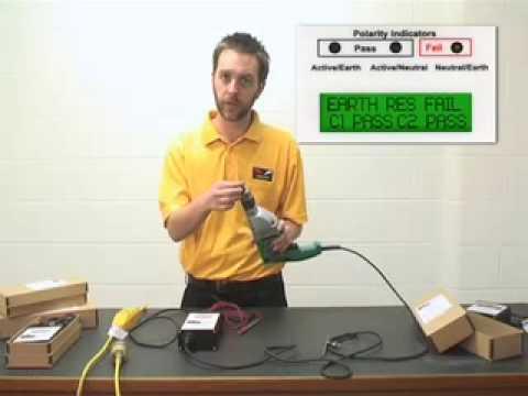 Testing Class 2 Equipment With EasytestDUO