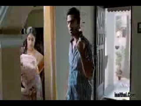 Vinnai Thaandi Varuvaya (2010) - Love Scene @ Karthik Home
