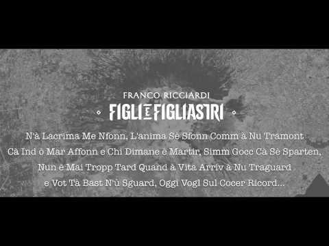 FRANCO RICCIARDI FT. LUCARIELLO