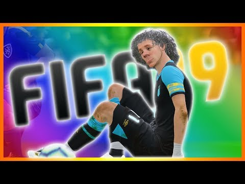 OUR BEST GAME YOU SHOULDN'T WATCH!!! - NEW FIFA19 with The Crew